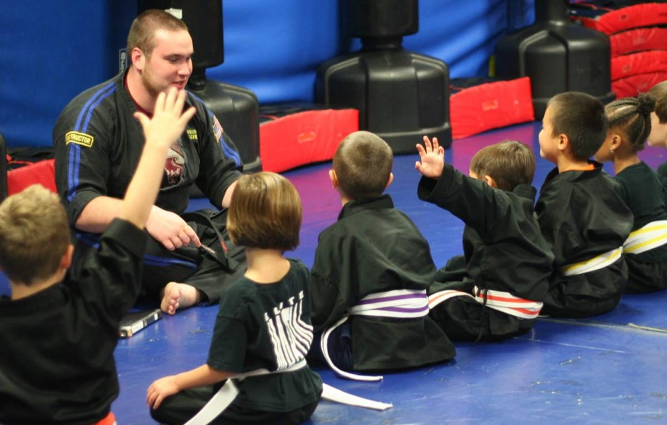 Martial Arts Classes for Children Brookfield WI